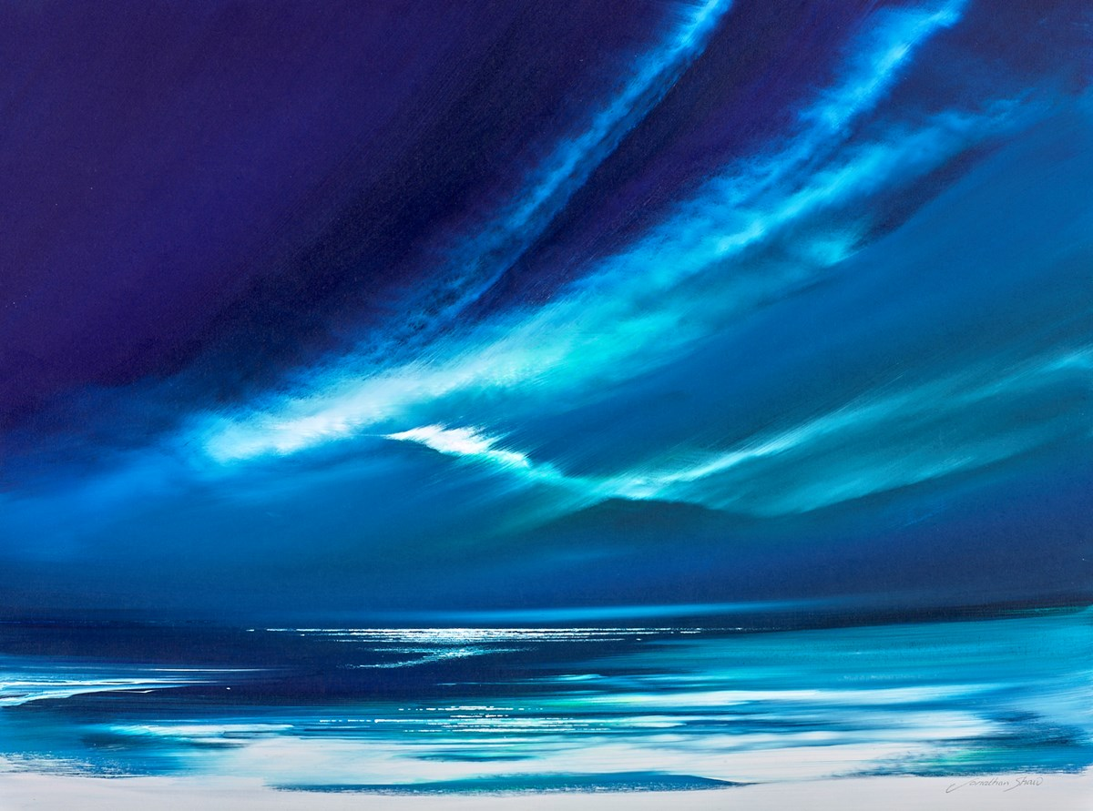 Northern Lights Sky
